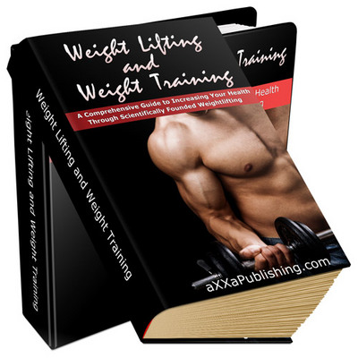 Product picture Weight Lifting and Weight Training With PLR License