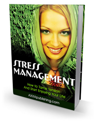 Product picture Stress Management With PLR License